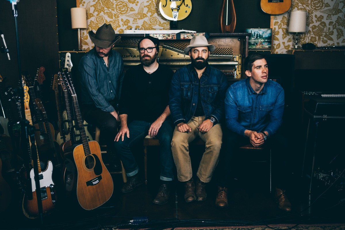 Ache and Joy: An Interview with Drew Holcomb